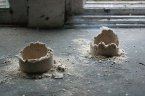 ask the dust plaster vessels