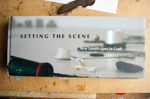 Setting the Scene catalogue front cover