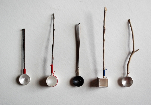 Spoon Set for Koldinghus Exhibition, Denmark.