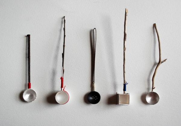 Spoon Set for Koldinghus Exhibition, Denmark.