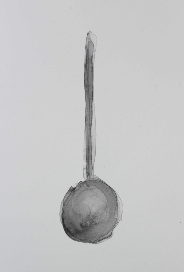black ghost spoon
